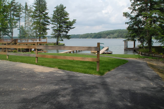 Shared Swimming and Picnic Area